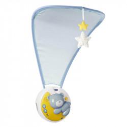 proyector next 2 moon de chicco en color azul