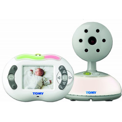 Vigila bebes tomy tf600 con funcionamiento a pilas