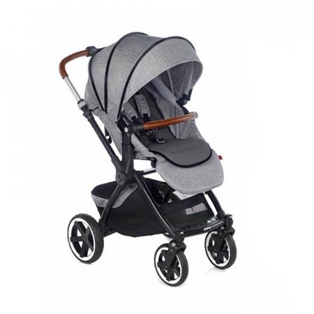 jane crosslight silla de paseo en color dim grey