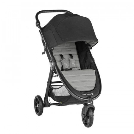 city mini GT2 de baby jogger en el color slate