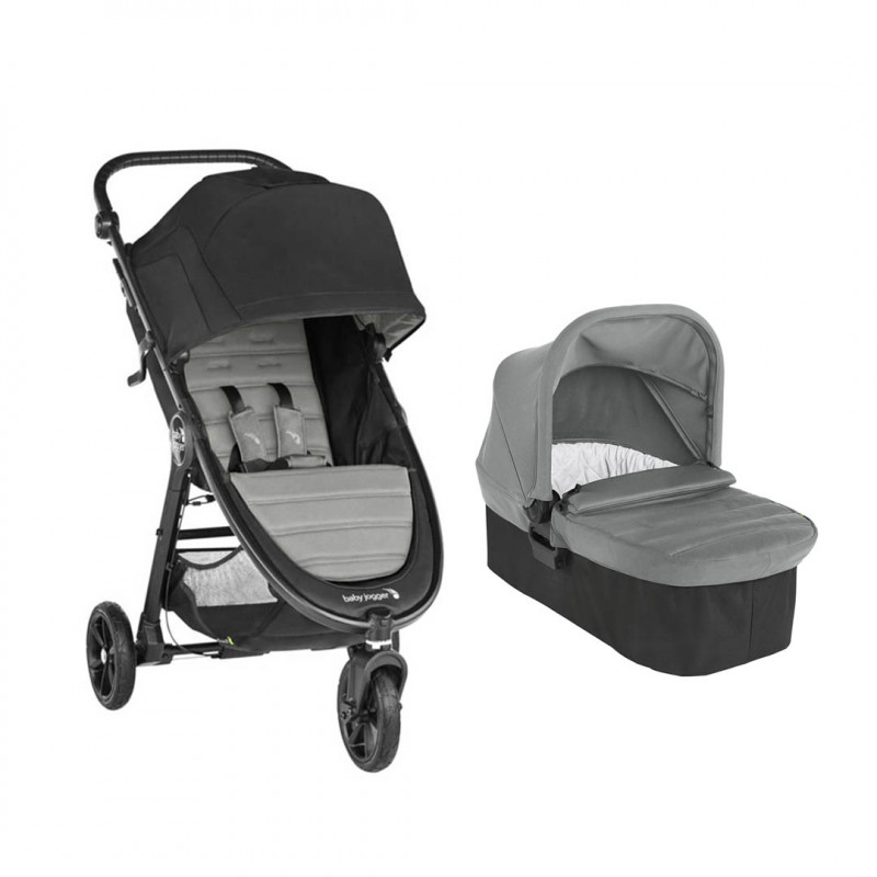 city mini gt2 de baby jogger en color slate