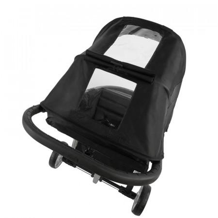 silla de paseo city mini 2 de cuatro ruedas en el color jet
