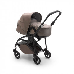 bugaboo bee 6 mineral collection en el color taupe