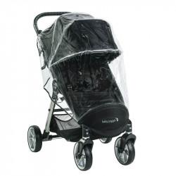 plastico de lluvia para la silla de paseo city mini 2 con cuatro ruedas