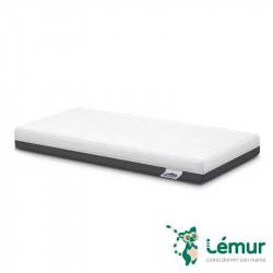 lemur kibo colchón para cuna