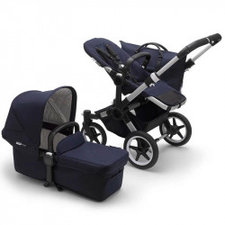 cochecito donkey 3 mono de la classic collection en color navy blue