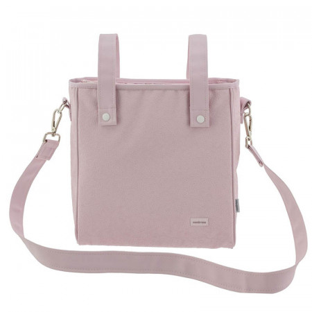 bolso panier elite de cambrass en color rosa