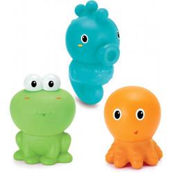 juguete de baño de infantino