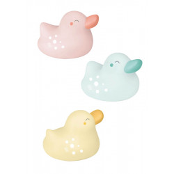 juguete de baño al agua patos de saro