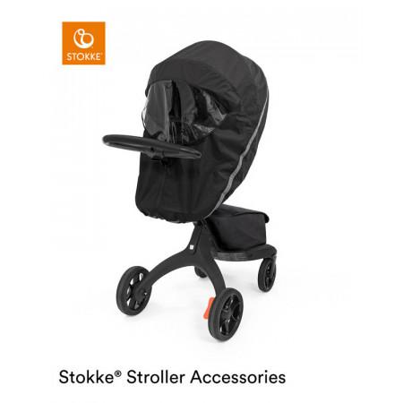 plastico de lluvia para la silla de paseo xplory x de stokke