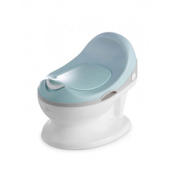 orinal soft potty de jane en el color azul