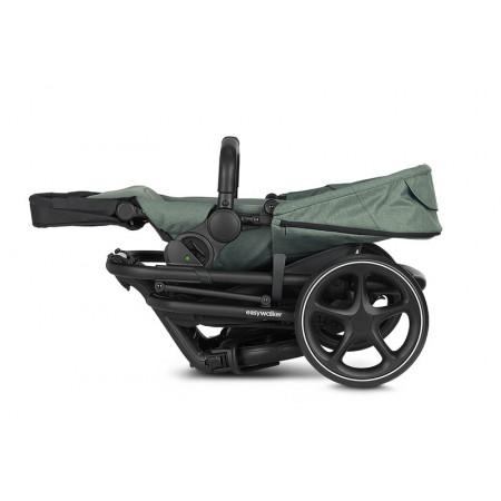 silla de paseo harvey 3 de easywalker en el color forest green