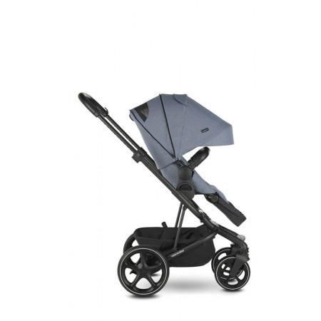 silla de paseo harvey 3 de easywalker en el color steel blue