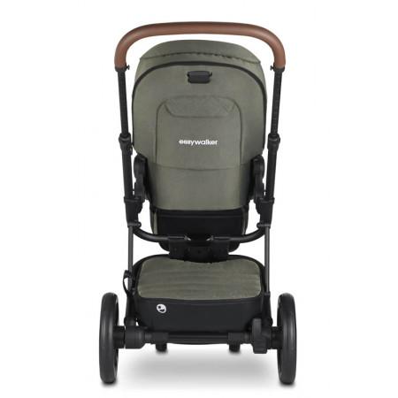 harvey 3 premium silla de paseo en color emerald green