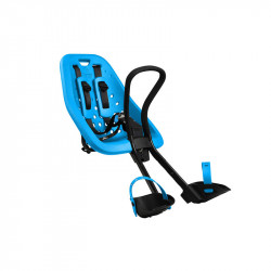 thule yepp mini portabebes en color azul