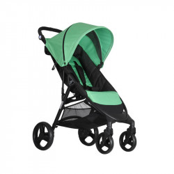 silla de paseo autofold lite de nikimotion en color esmeralda