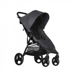 silla de paseo autofold lite de nikimotion en color negro