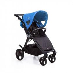 silla de paseo eko de arrue en el color azul negro