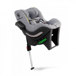 silla de coche sky basic de avionaut en el color basic black