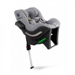 silla de coche sky basic de avionaut en el color basic black