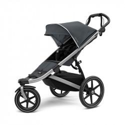 silla de paseo urban glide 2 en el color gris oscuro