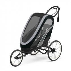 silla de paseo zeno de cybex sport en el color all black