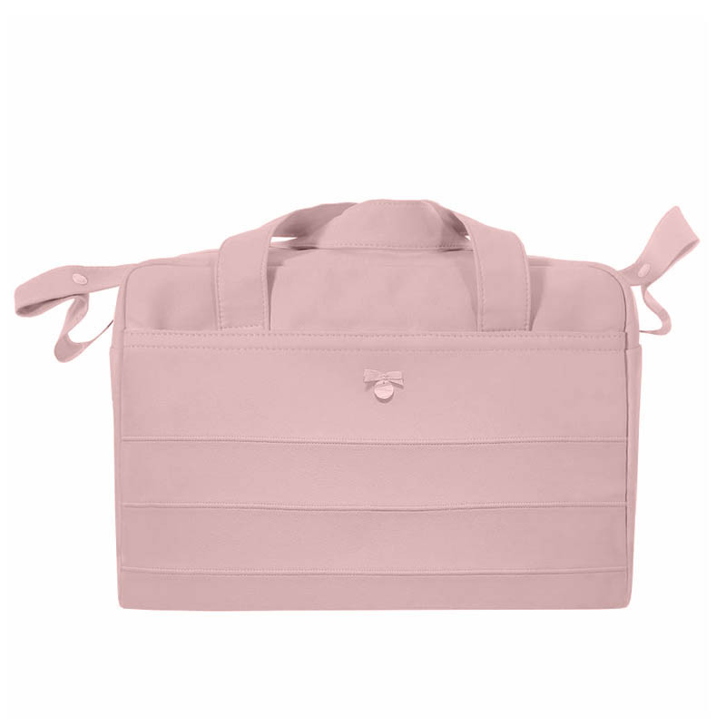 BOLSO UZTURRE POL 26tt color rosa empolvado