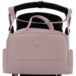 bolso de paseo 3502 en el color rosa empolvado