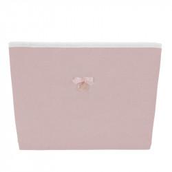 cambiador do lino 1200 de uzturre en color rosa empolvado