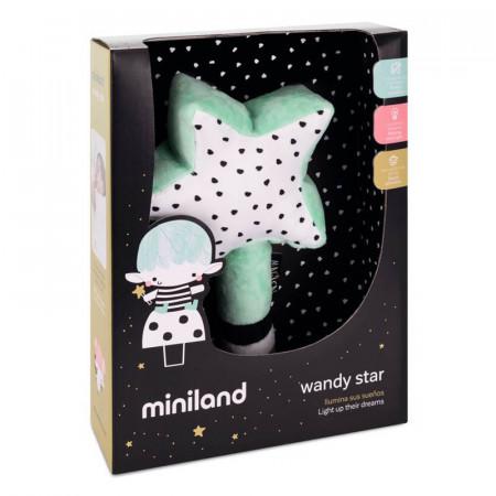 luz de compañia wandy star de miniland