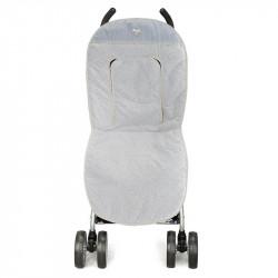 funda para silla de paseo amelie en color azul