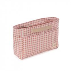 neceser de la coleccion i love vichy de walking mum en el color rosa