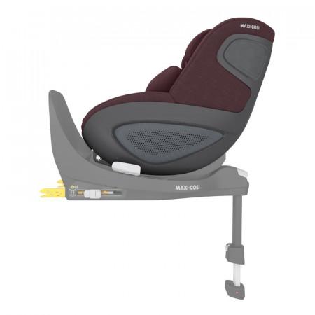 silla de coche pearl 360 de maxi cosi en el color authentic red