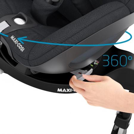 base isofix Familyfix 360 de Maxi Cosi para sillas de coche pebble 360 y pearl 360