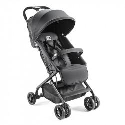 silla de paseo toki de mind the kids en el color all black