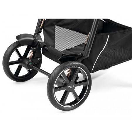 trio peg perego veloce con silla de coche primo viaggio sl en color 500