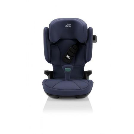 silla de coche kidfix i-size de britax römer en el color moonlight blue