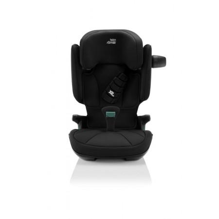 silla de coche kidfix i-size de britax römer en el color cosmos black