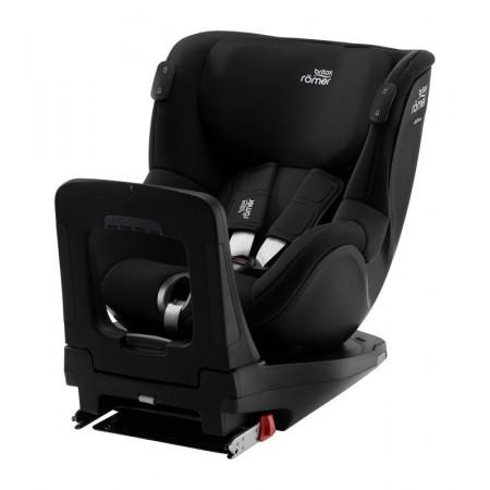 britax romer dualfix isense silla de coche y base flex isense en el color space black