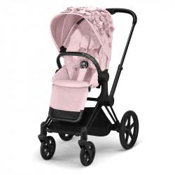 silla de paseo priam de la colección simply flowers de cybex en el color pale blush