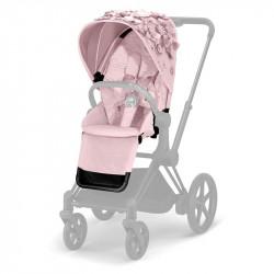 silla de paseo epriam de la colección simply flowers de cybex en el color pale blush