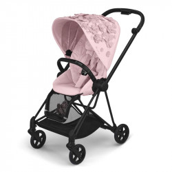silla de paseo mios de la colección simply flowers de cybex en el color pale blush