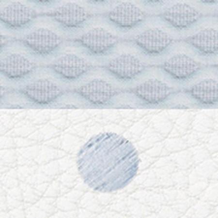 textura azul rombo