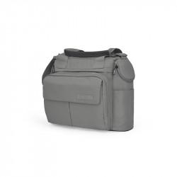 dual bag de inglesina para Electa en el color chelsea grey