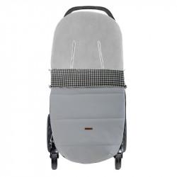 saco de invierno para silla de paseo filip 5200 de uzturre en color gris