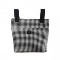 uzturre bolso talega colección pelayo en color negro