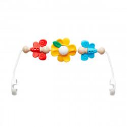 juguete para hamaca amigos voladores de babybjorn