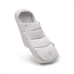 saco para silla de paseo de bugaboo en el color blanco fresco