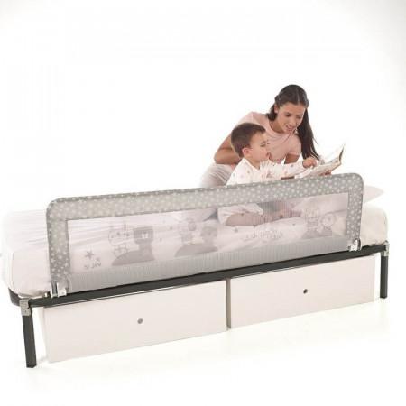 Barrera de cama para bebes