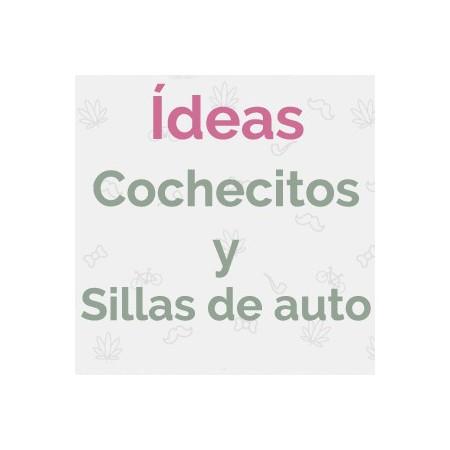 COCHECITOS Y SILLAS DE AUTO